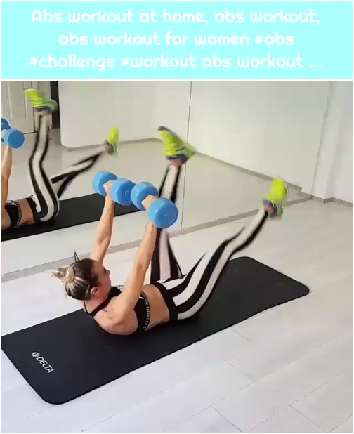 Abs workout at home, abs workout, abs workout for women #abs #challenge #workout abs workout ...